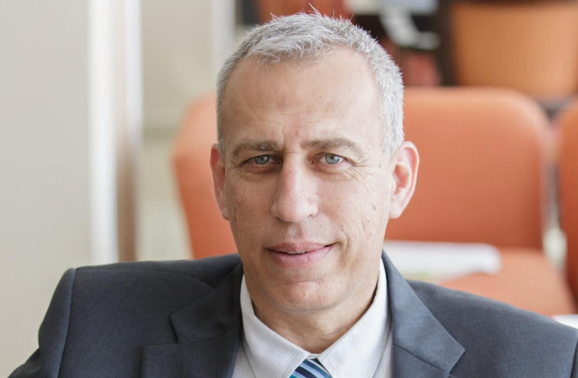 Prof. Nachman Ash, próximo comisionado de coronavirus de Israel.  (crédito de la foto: cortesía)