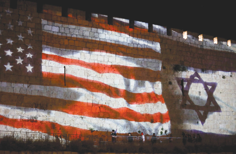 Whether Trump or Biden wins on Election Day, US-Israel ties will endure