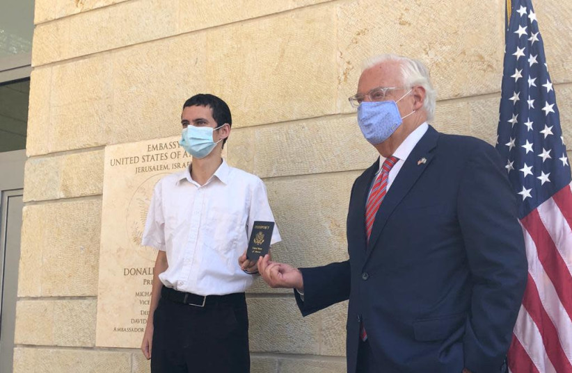Zivotofsky's 18 year quest for US passport stamped Jerusalem, Israel ends