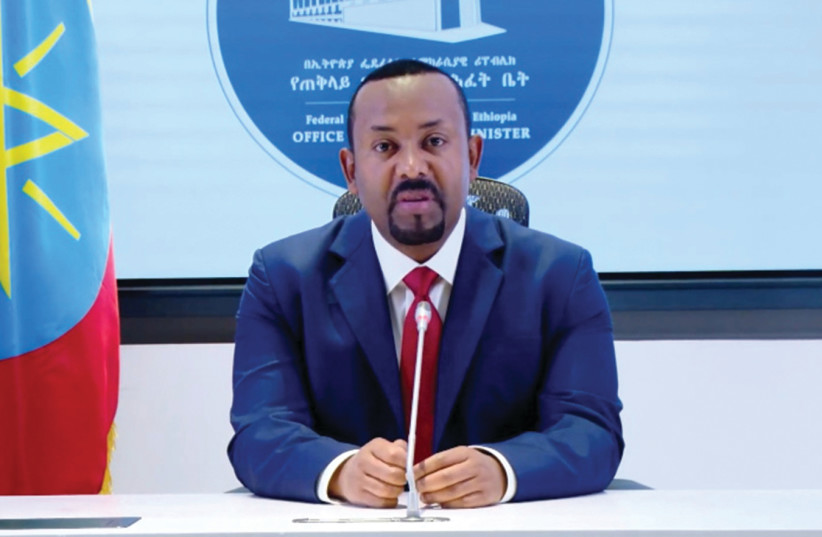 Ethiopian prime minister: Military operation in Tigray is complete