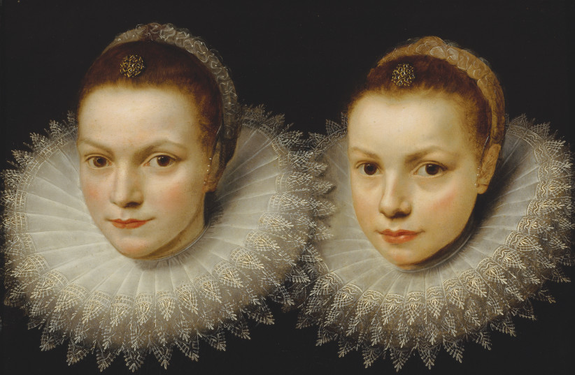 'Two sisters,' Finnish National Gallery (photo credit: Wikimedia Commons)