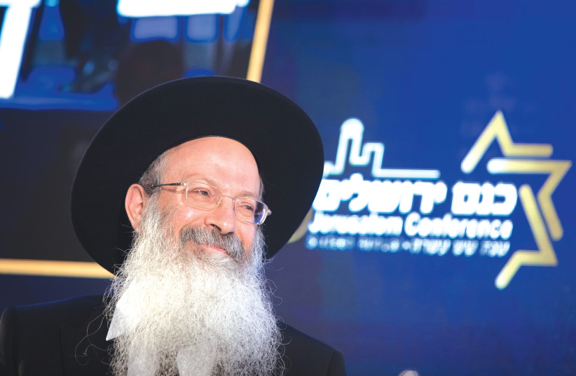 Eliezer Melamed: Our intention is not to make them religious, but, rather, to fight assimilation and strengthen Jewish identity. (photo credit: NOAM REVKIN FENTON / FLASH 90)