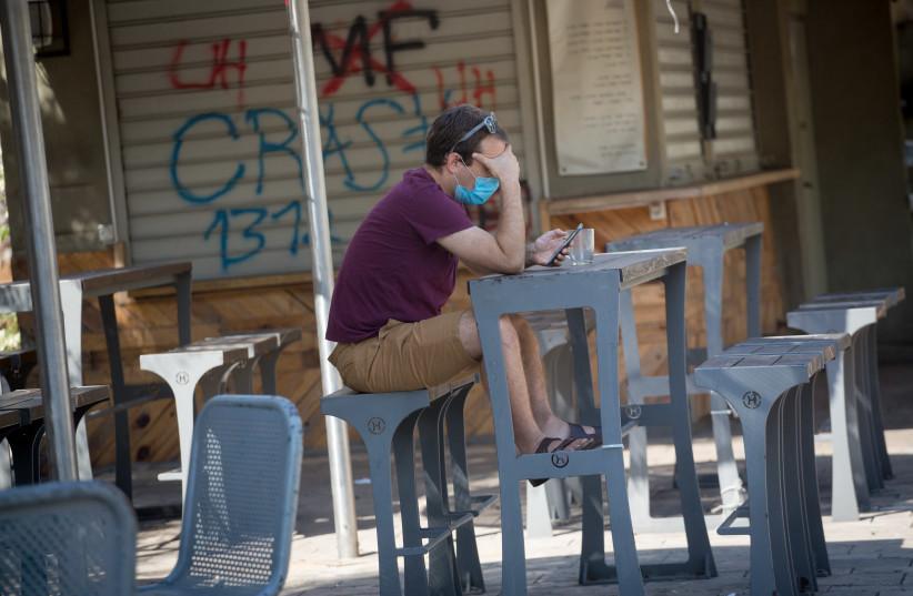 Israelis slept less, had worse mood in lockdown – study
