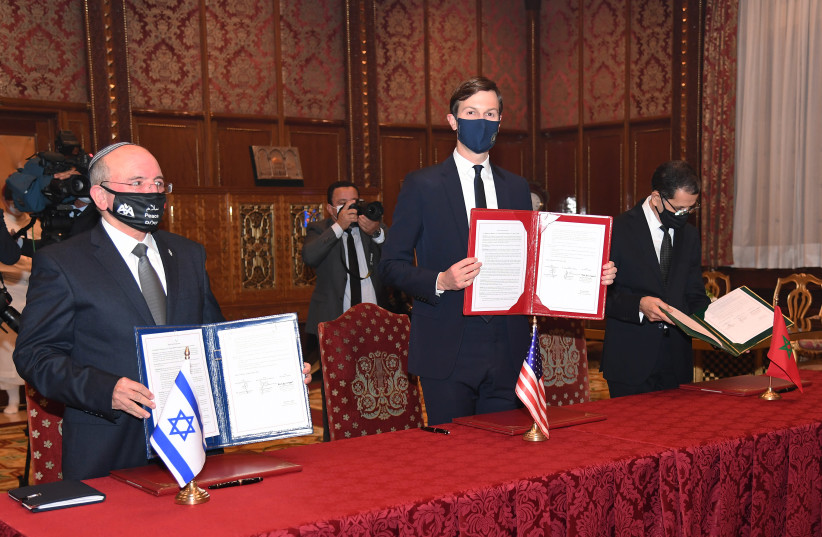 US, Moroccan NGO sign deal to fight all forms of antisemitism