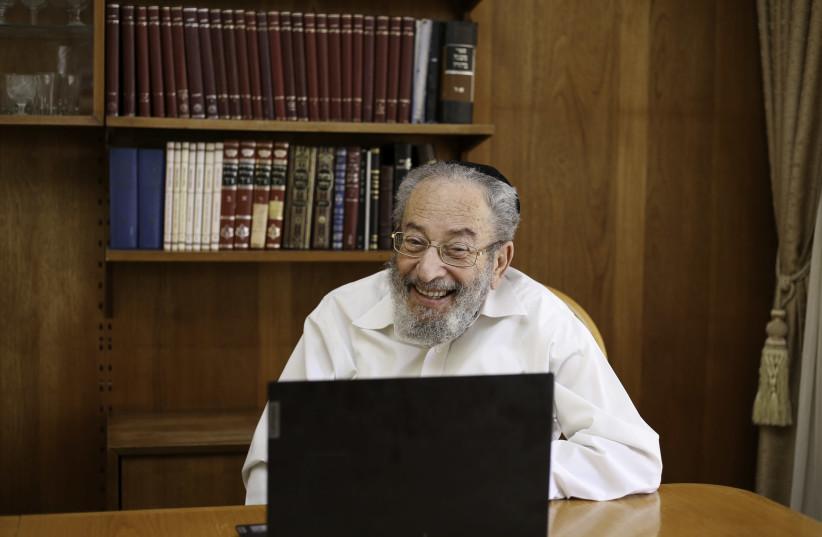 BROVENDER METHOD: Rosh Yeshiva and ATID president Rabbi Chaim Brovender. (photo credit: COURTESY WEBYESHIVA)