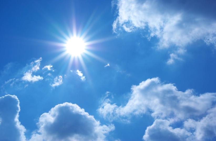 UV rays, illustrative (photo credit: ING IMAGE)