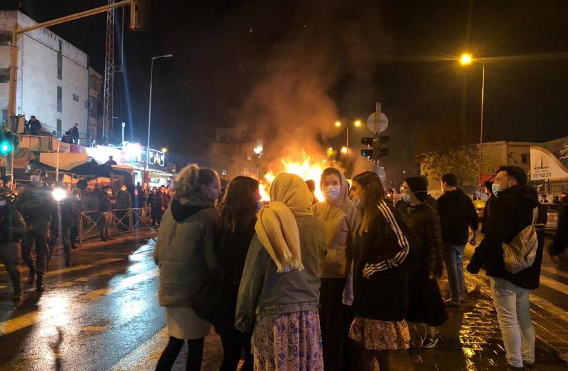 14 arrested in Jerusalem protests over Ahuvia Sandak death