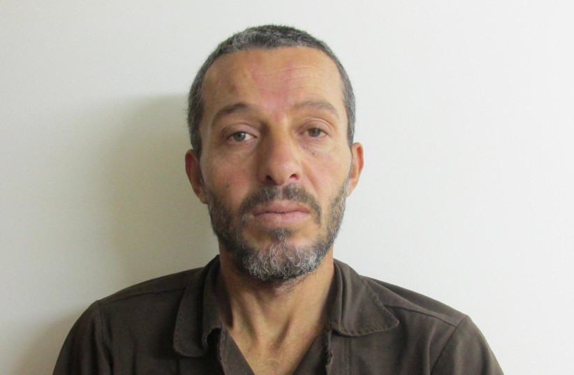 Mohammad Maroh Kabaha, the suspect behind the murder of Esther Horgen. (photo credit: SHIN BET)