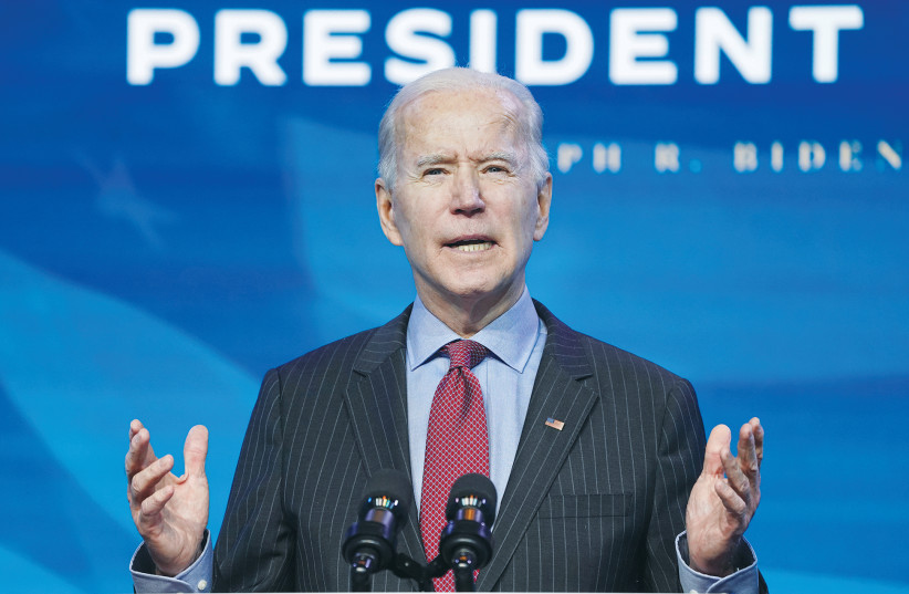 Biden to arrive in Washington ahead of inauguration as the 46th president