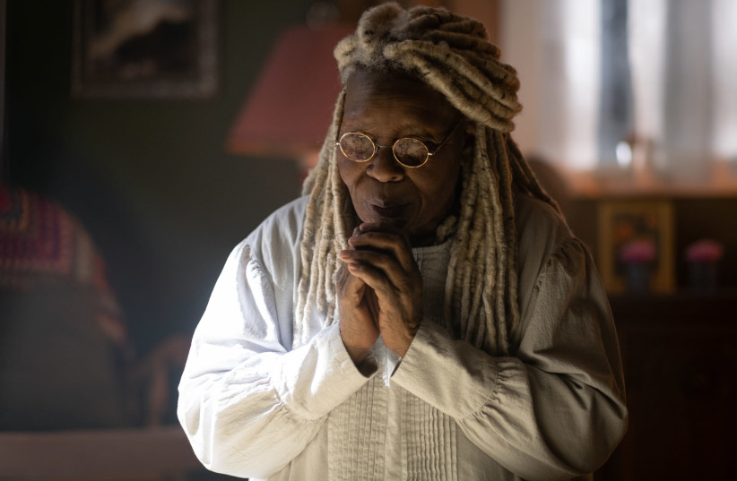 Whoopi Goldberg in 'The Stand' (photo credit: Courtesy)