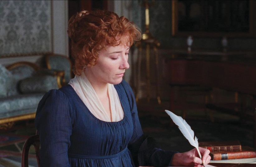 EMMA THOMPSON in 'Sense and Sensibility.' (photo credit: IMDB.COM)