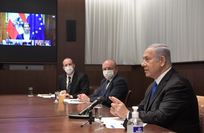 Netanyahu proposes international vaccine initiative for future pandemics