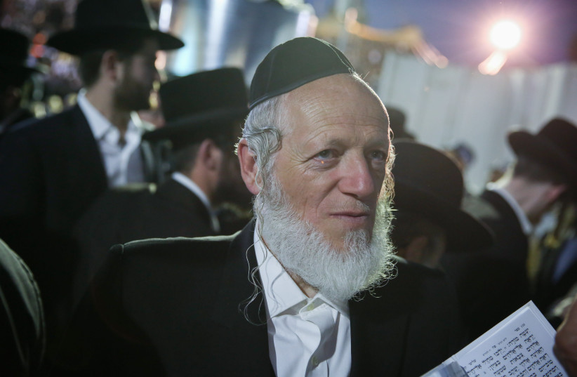 Yehuda Meshi Zahav (photo credit: DAVID COHEN/FLASH 90)