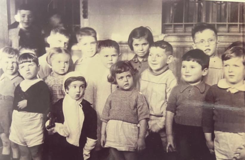 Wezembeek orphanage. (photo credit: MARIE ALBERT-BLUM FAMILY/FORMER DIRECTOR OF THE WEZEMBEEK ORPHANAGE)