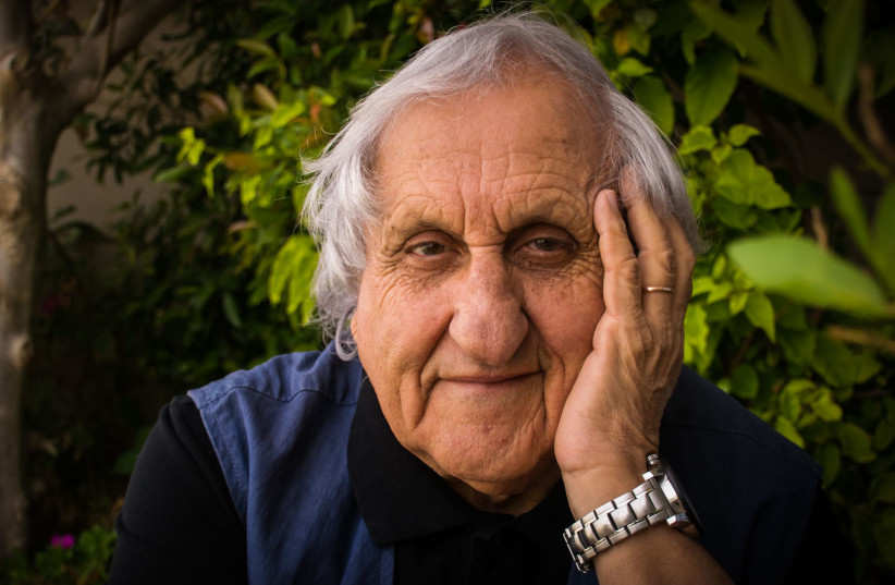 A. B. Yehoshua, a popular novelist, essayist and playwright, has been called 'the Israeli Faulkner' by 'The New York Times.' (photo credit: WIKIPEDIA)