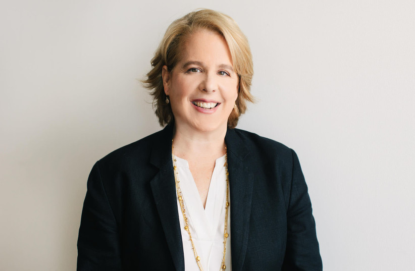 Roberta Kaplan: I'm not in any kind of conspiracy with the Democratic party (photo credit: SYLVIE ROSOKOFF/JTA)