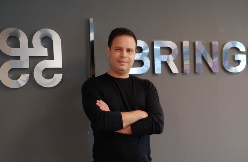 Bringg CEO Guy Bloch (photo credit: Courtesy)