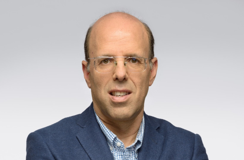 Allen Baharaff, Galmed's CEO (photo credit: ARKADI RASKIN)
