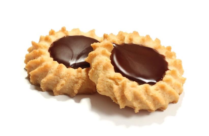 Stella D'oro swiss fudge cookies.  (photo credit: THE NOSHER/JTA)