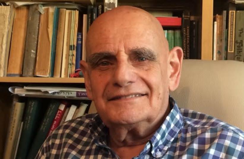 Prof. Yair Zakovitch (photo credit: EDUCATION MINISTRY)
