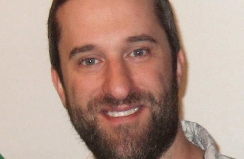 Dustin Diamond (photo credit: ROB DICATERINO/WIKIMEDIA COMMONS)