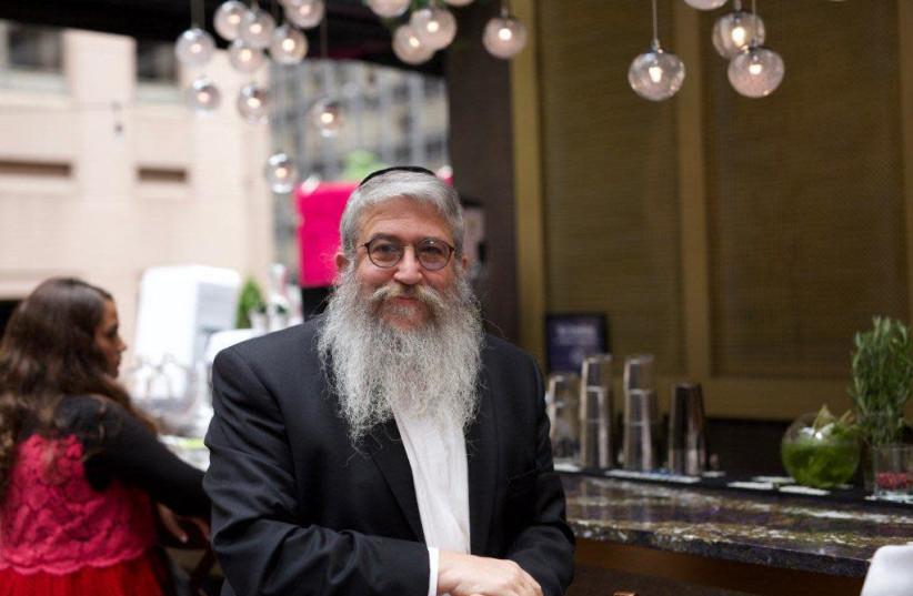 Rabbi Mordechai Rindenow. (photo credit: COURTESY RINDENOW FAMILY)