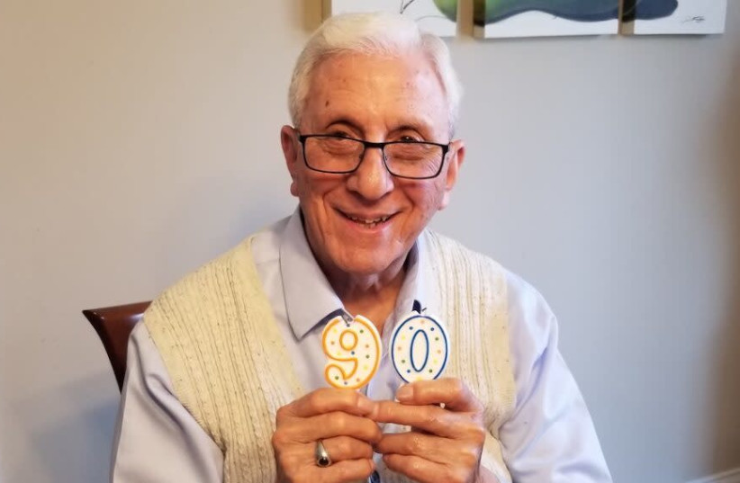Donald Kraft died of COVID-19 on Dec. 9, 2020. (photo credit: Courtesy)