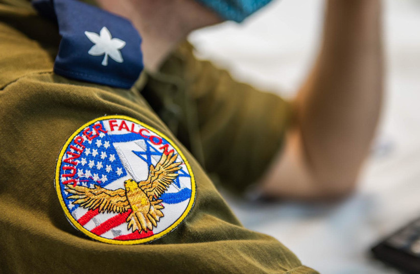 The joint exercise of the IDF and the US Army, Juniper Falcon, kicks off (photo credit: IDF SPOKESPERSON'S UNIT)