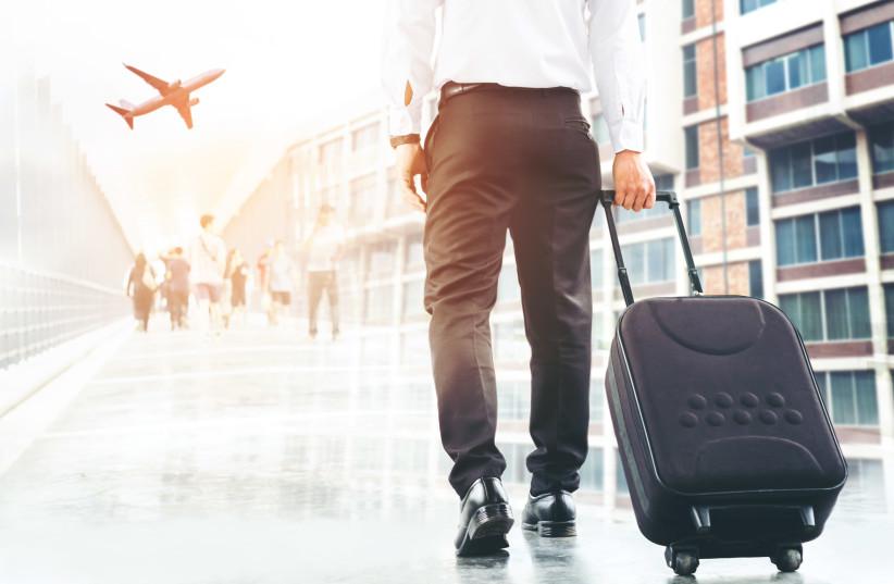 Travel during corona (photo credit: INGIMAGE)