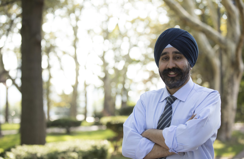 HOBOKEN MAYOR Ravinder Bhalla: I see it as an obligation for public officials to raise our voices against antisemitism. (photo credit: Courtesy)