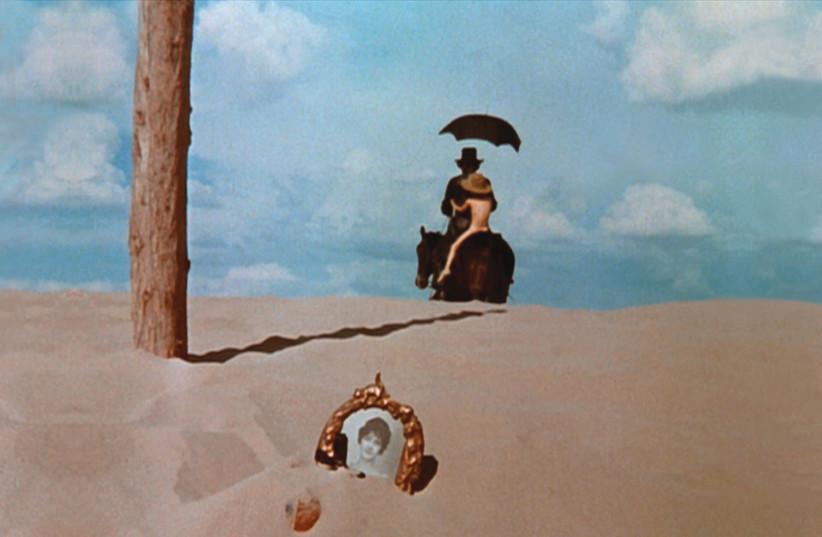 ALEJANDRO JODOROWSKY's 'El Topo.' (photo credit: Courtesy)