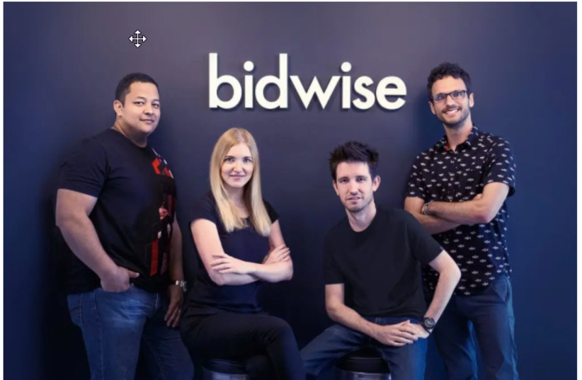 Bidwise is poised to raise additional $1.2m from influential entrepreneur Jon Waterman's company, Ad.net (photo credit: BIDWISE)