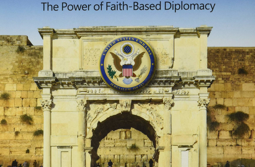 Titus, Trump and the Triumph of Israel: The Power of Faith-Based Diplomacy. (photo credit: Courtesy)