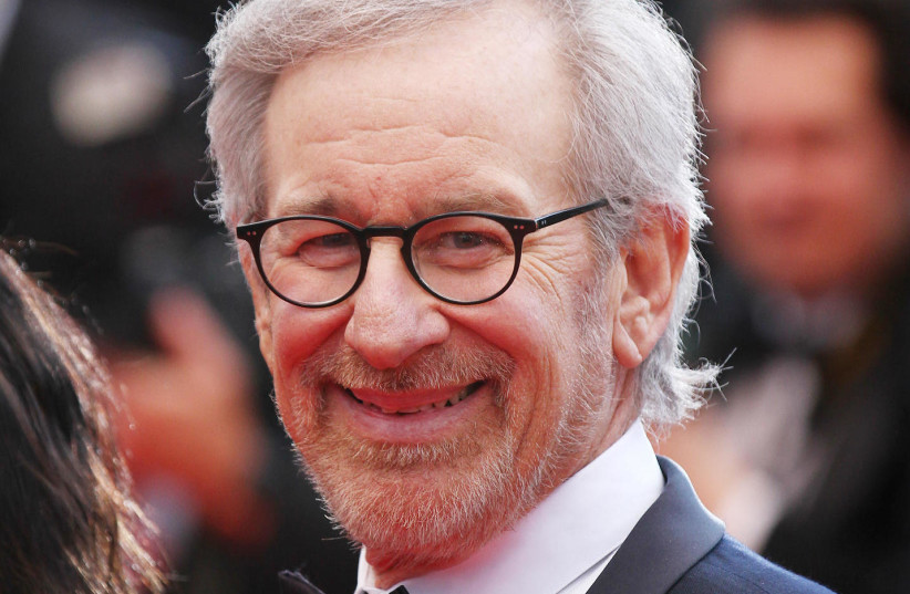 Steven Spielberg (photo credit: WFPA ALAMY STOCK PHOTO)