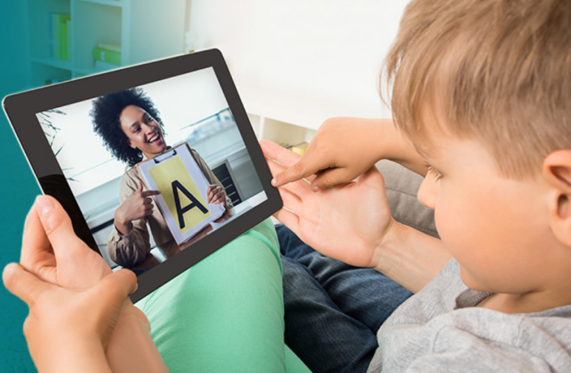 TikTalk's solution brings a new technology approach to speech therapy. (photo credit: Courtesy)