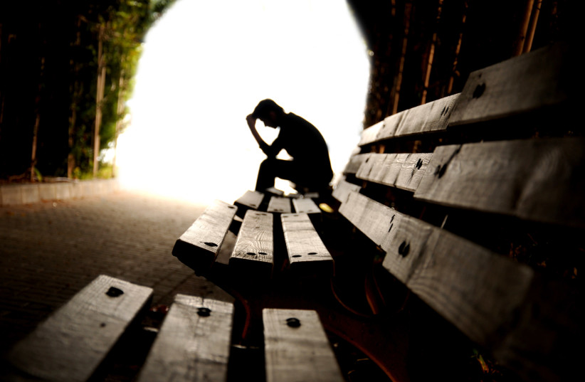 Teen depression (illustrative) (photo credit: ING IMAGE)