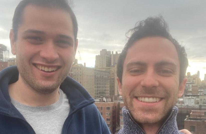 KOSHER PARTNERS Eli Nussbaum (left) and Jonah  Rosen. (photo credit: Courtesy)