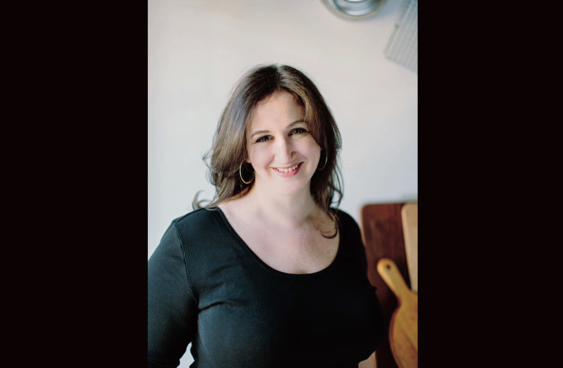 Deb Perelman is the writer behind the food blog Smitten Kitchen. (photo credit: CHRISTINE HAN)