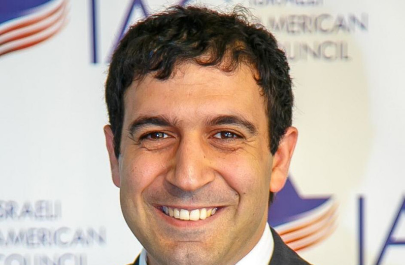 Shoham Nicolet, co-founder and CEO of the Israeli-American Council (photo credit: IAC)