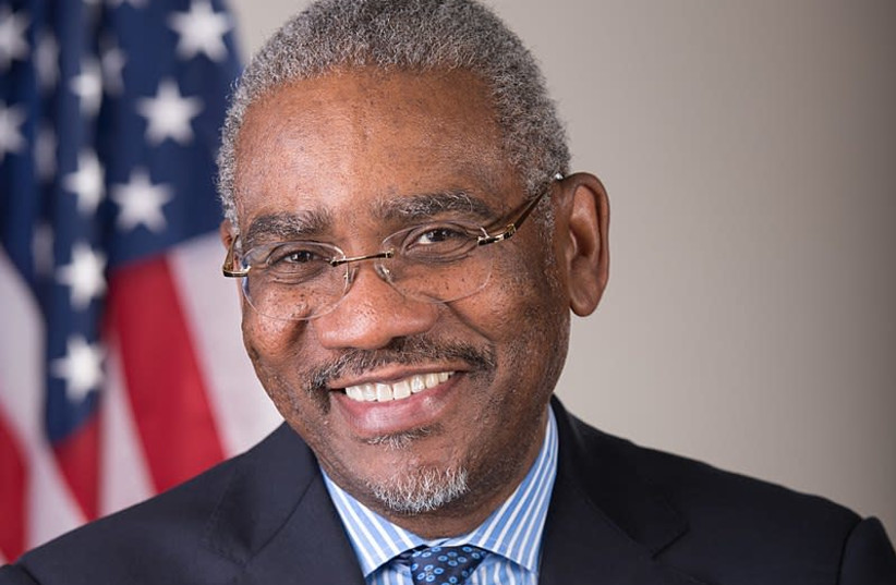 US Rep. Gregory Meeks, 115th Congress (photo credit: WIKIMEDIA)
