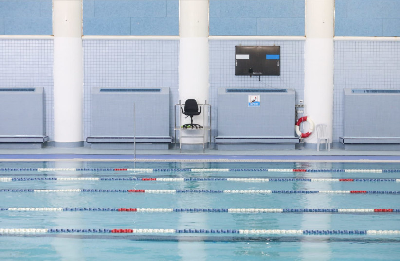 Swimming pool (Illustrative) (photo credit: MARC ISRAEL SELLEM)