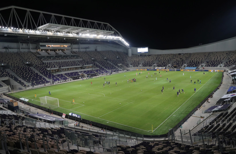 Bloomfield Stadium will welcome a return to outdoor concerts, March 2021 (photo credit: REUTERS/Ronen Zvulun)
