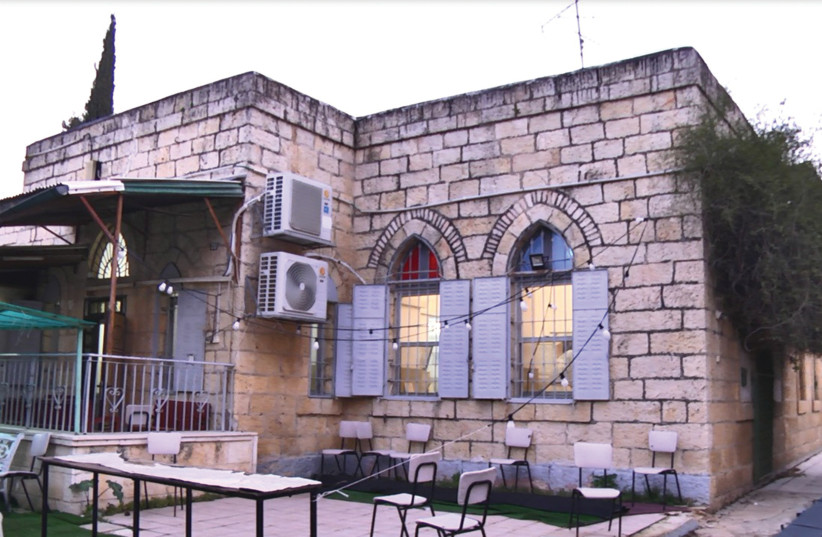 THE CHESSED VE'EMET synagogue and community center on Hatsfira Street. (photo credit: COURTESY CHESSED VE'EMET)