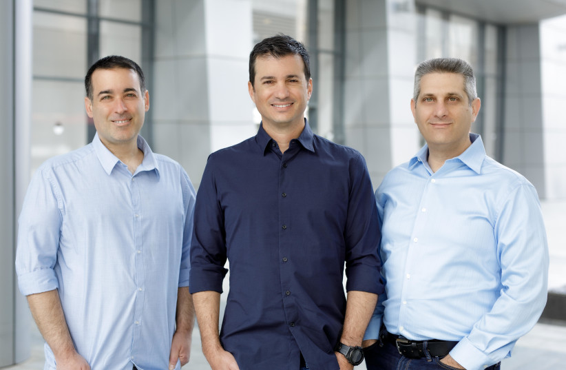 Identiq's founders (photo credit: Courtesy)