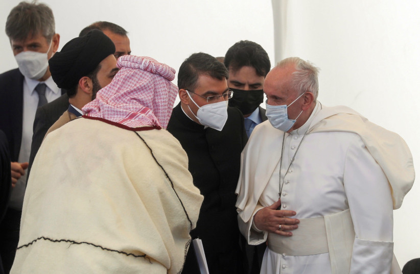 Pope's Iraq visit kindles hope among many wanting to see country recover
