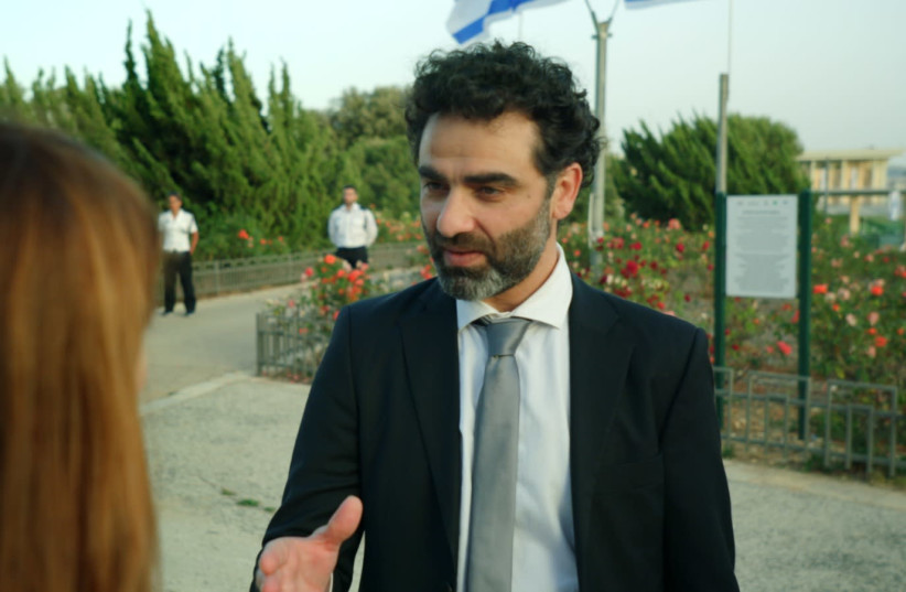 Suliman's journey from 'Fauda' to Knesset to Nazareth