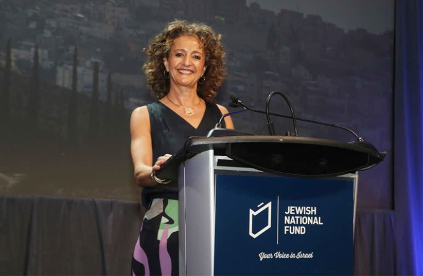 Kim Kotzin (photo credit: JNF USA)