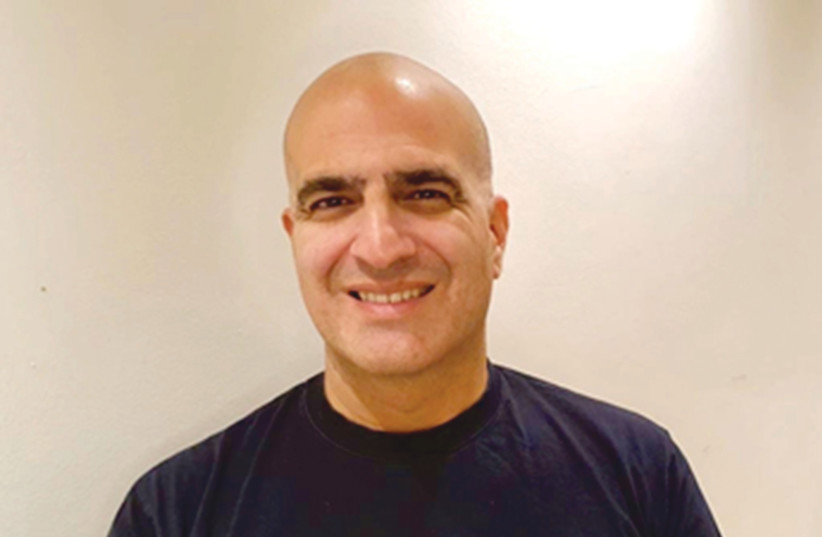 LIOR TAGOR, General Manager - Israel, Russia and CIS at Couchbase (photo credit: Courtesy)