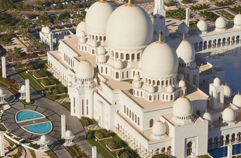 Qasr Al Watan, one of the capital's most spectacular architectural landmarks (photo credit: ABU DHABI MEDIA OFFICE)