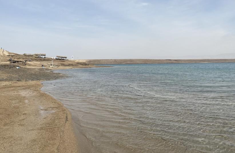 Neveh Midbar Beach (photo credit: MEITAL SHARABI)